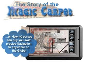 magic carpet gps