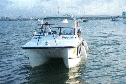 gps boat