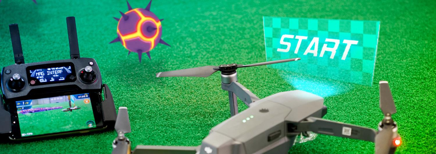 Edgybees Launches Ar Drone Game Drone Prix Australian Release