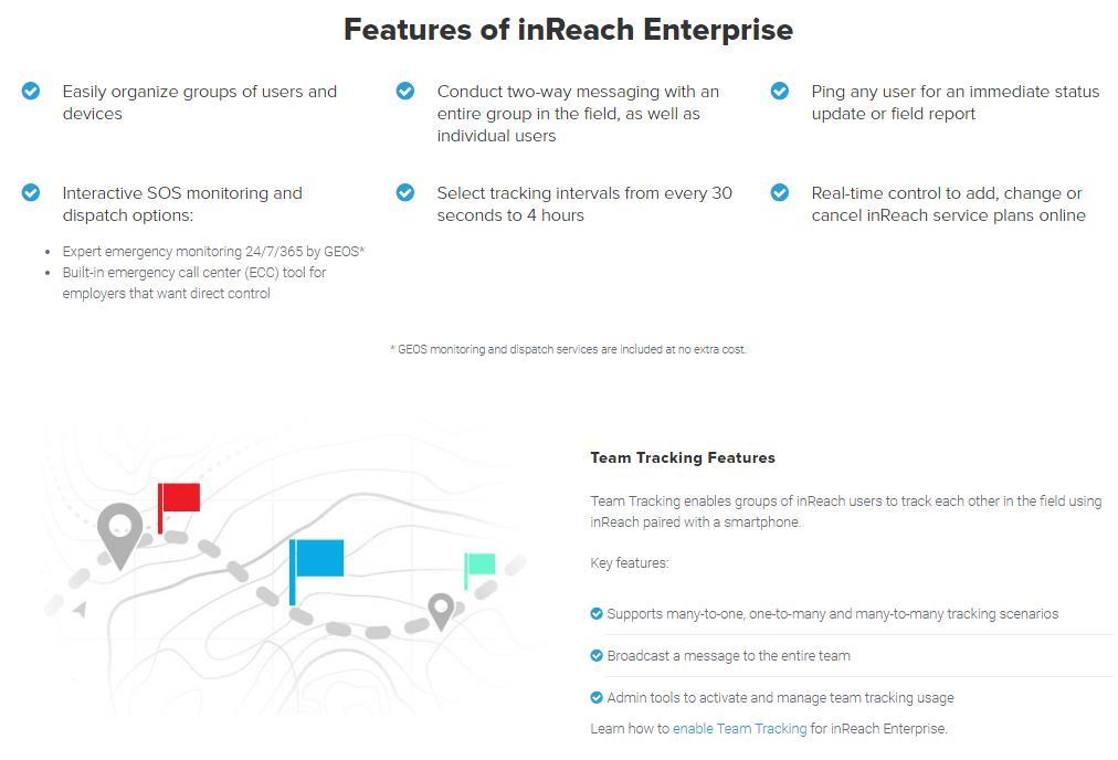 inReach Enterprise