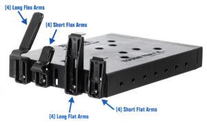 RAM Universal Tough Tray II (RAM-234-6) RAM Part Number: RAM-234-6