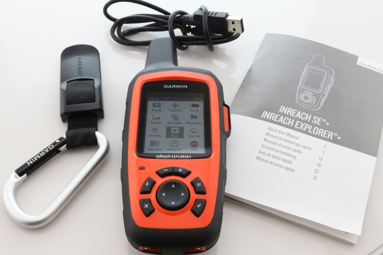 InReach Explorer+ Full Kit
