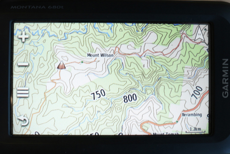 Topo Maps V5 at 1.2KM Scale