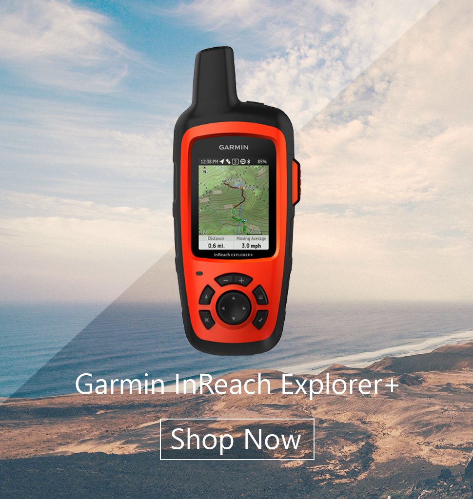 InReach Explorer+ Shop Now