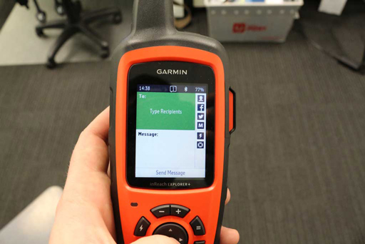 InReach Explorer+ Messaging