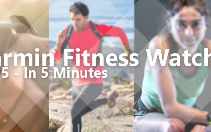 top 5 garmin fitness watches