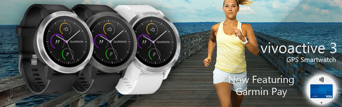 New Garmin Vivoactive 3 – What's Changed from the Vivoactive HR