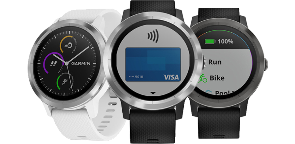 vivoactive 3 garmin pay
