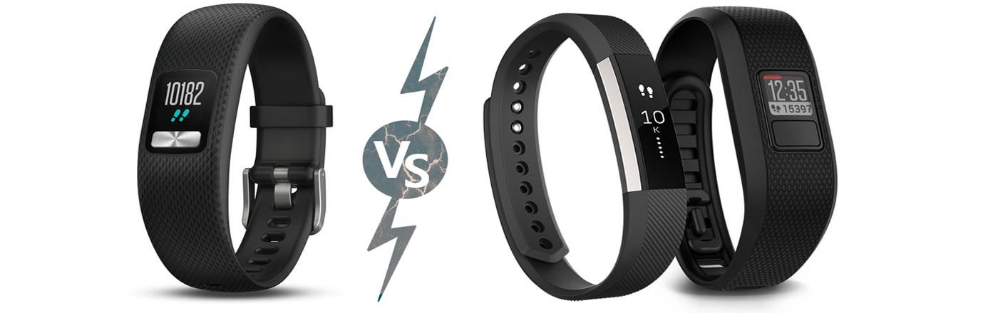 Garmin Vivofit 4 vs Fitbit Alta and the Garmin Vivofit 3