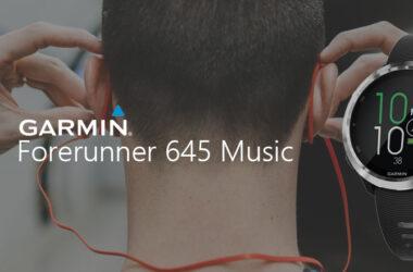 forerunner 645 music