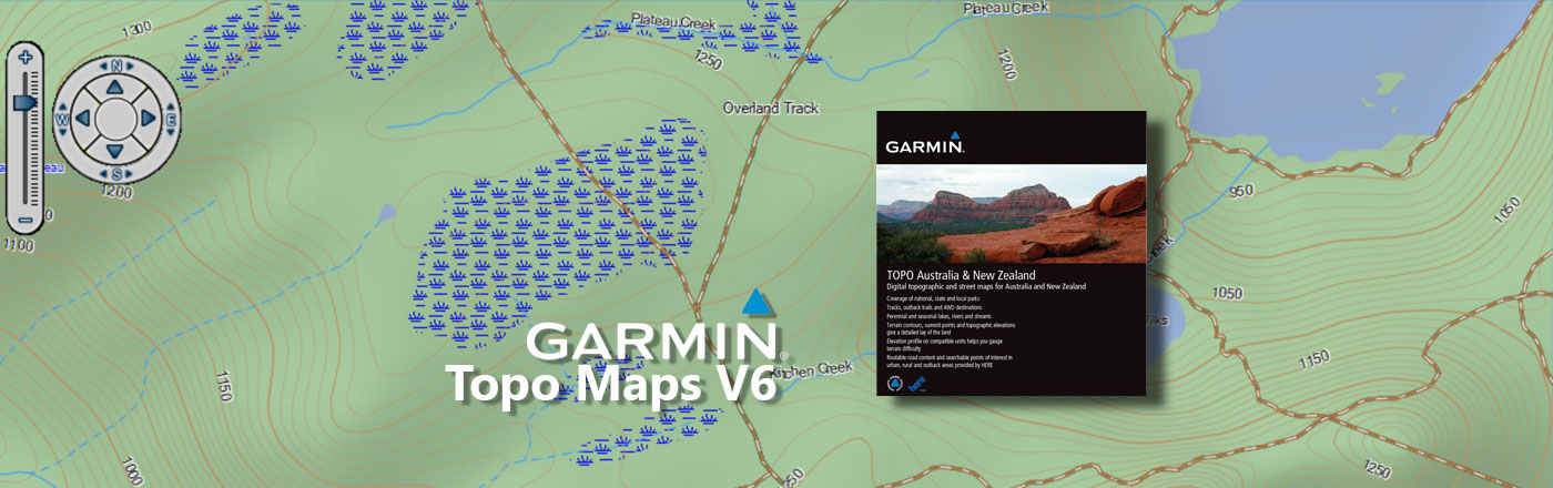 Garmin TOPO Maps V6 vs Garmin TOPO Map V5 In-depth Comparison