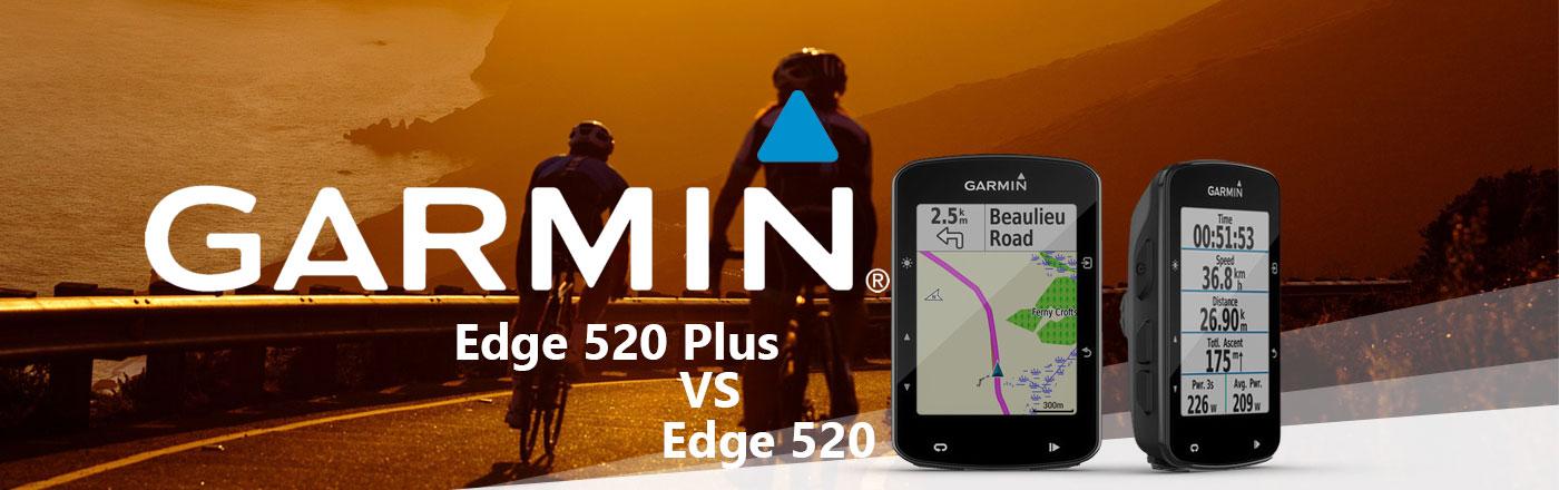 Edge 520 Plus vs Edge 520 What's Changed and Australian Release