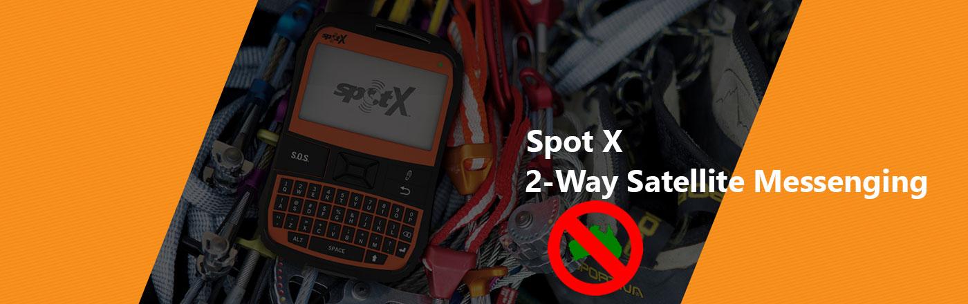 SPOT X-2way