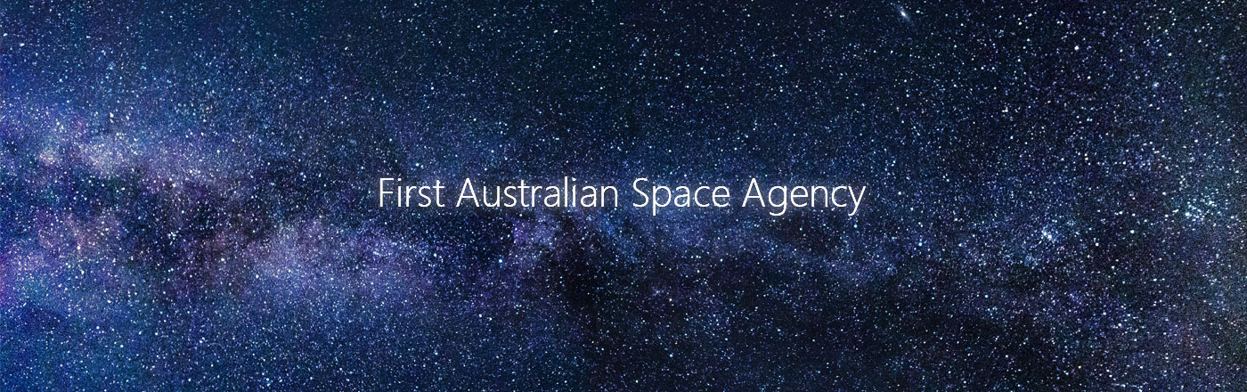 Australia's first Space Agency