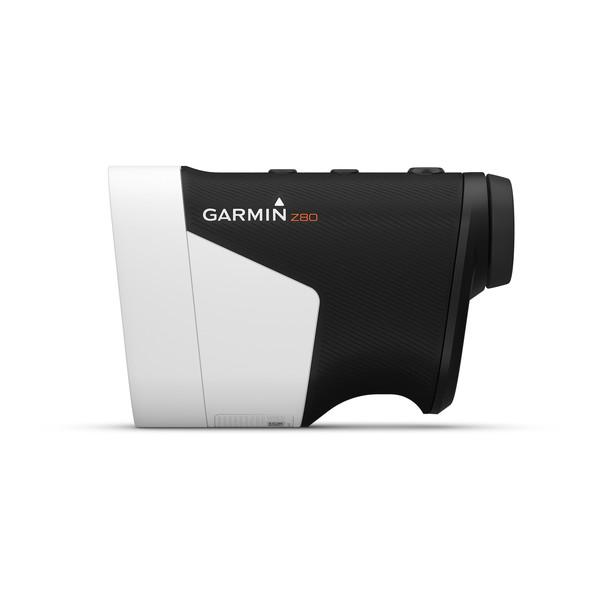 Garmin Approach Z80 Side view