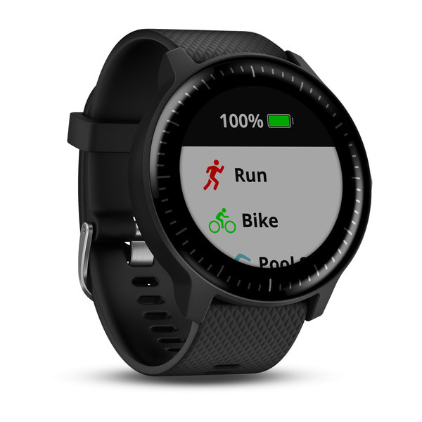 vivoactive 3 music black garmin pay