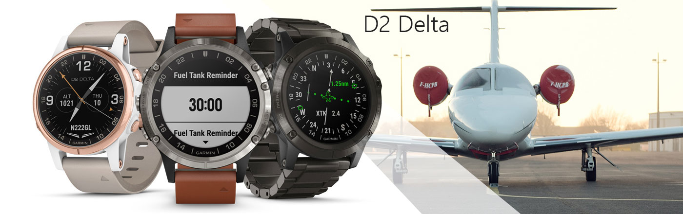 45e7435acd5 Garmin D2 Delta Aviation Watch vs the D2 Charlie - What s Changed