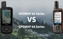GPSMAP 66 VS GPSMAP 64