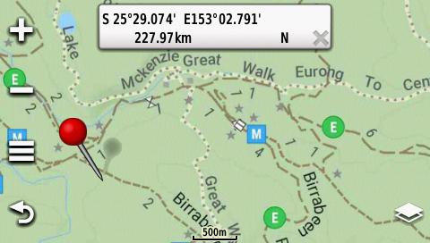 Hema Topo Maps