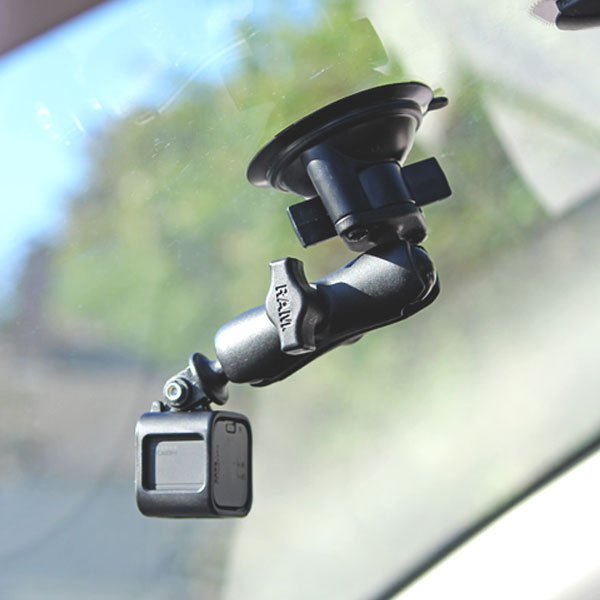 GoPro Hero 5 RAM Suction Mount