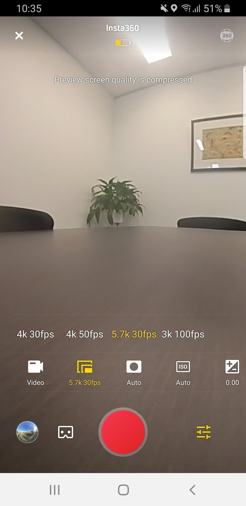 Insta360 App Preview Video