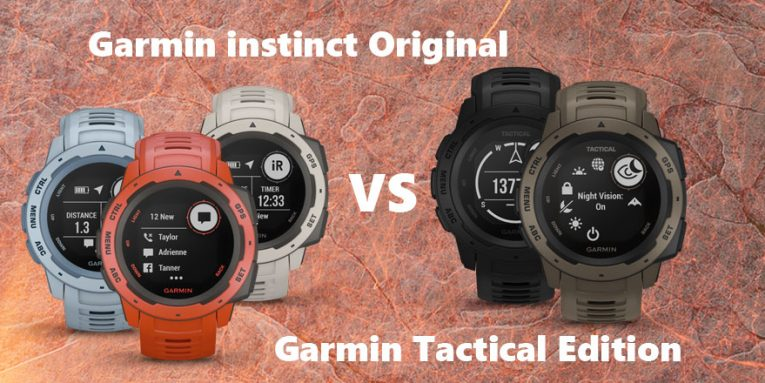 Garmin Tactical Edition