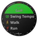 Approach S62 Golf Activity