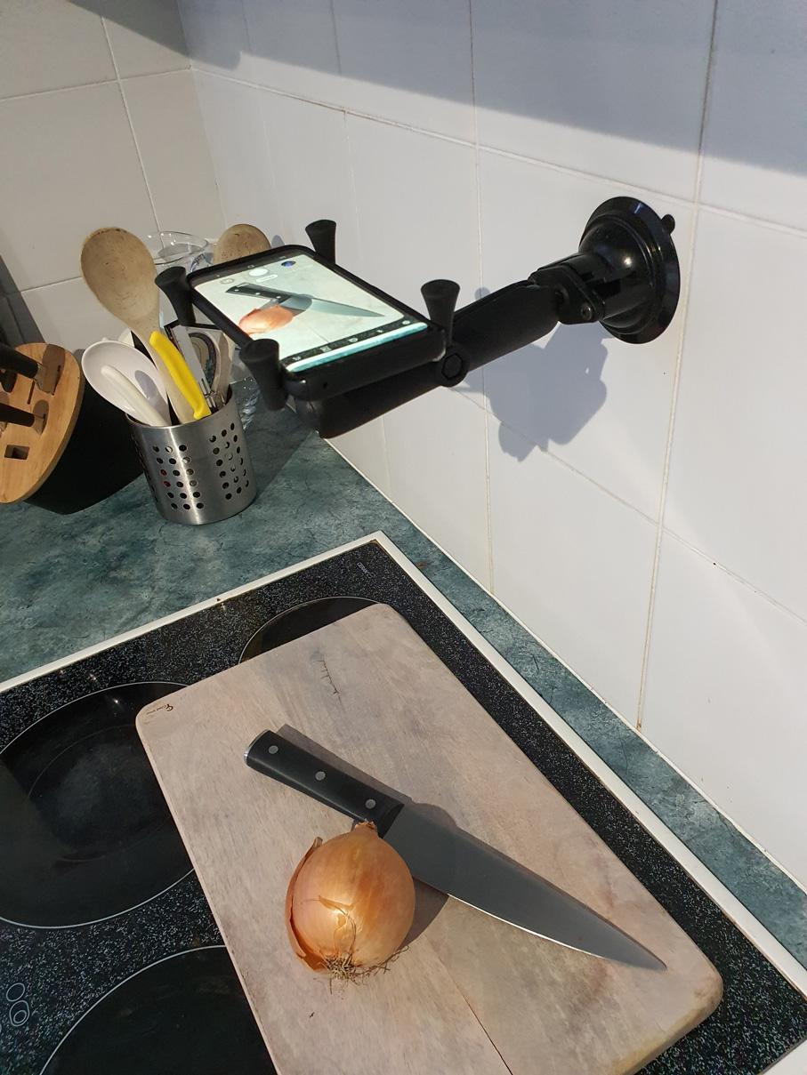 Kitchen Overhead Single Suction