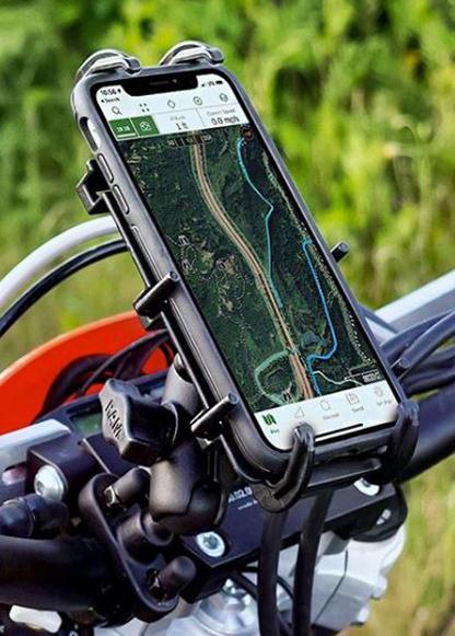 Smartphone Handlebar Mount