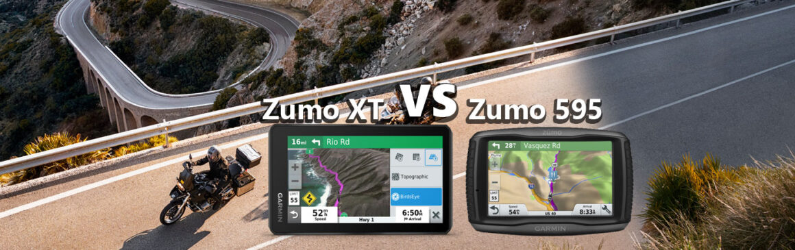 Zumo XT vs Zumo 595 - Hands on Review - Johnny Appleseed GPS Blog