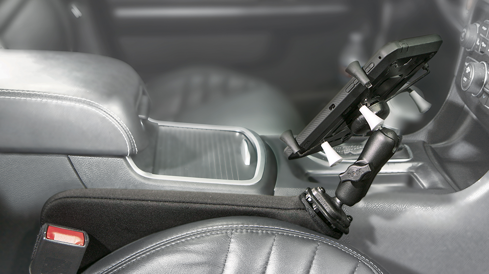 Wedge Mount Front Passenger