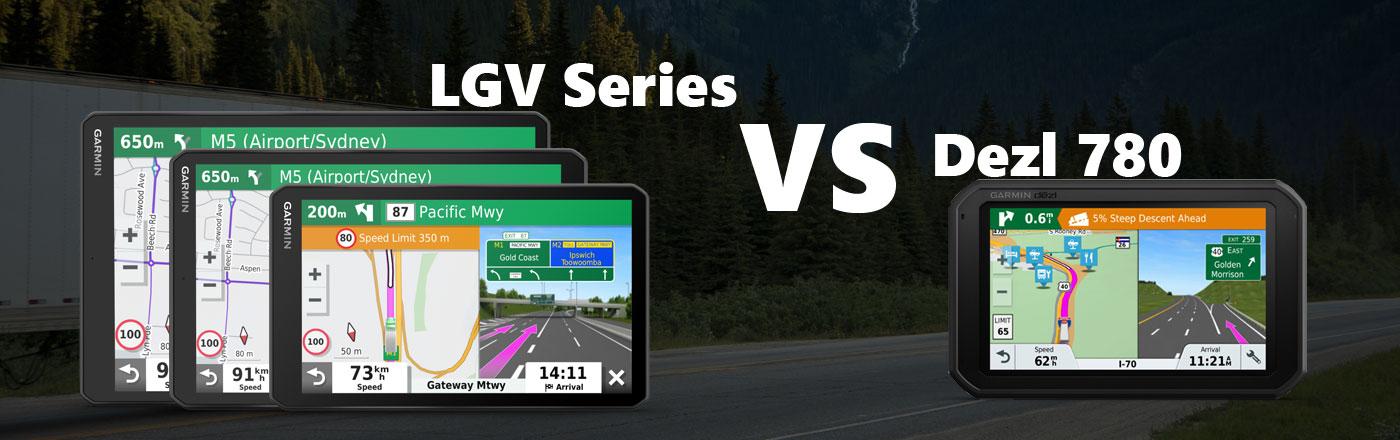 LGV vs Dezl780