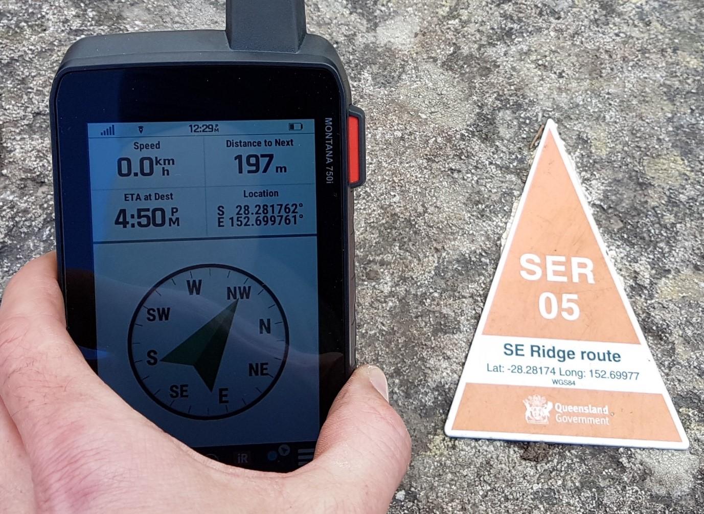Montana 750i Compass